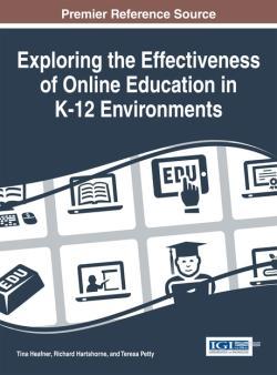 Portada de libro Exploring online education