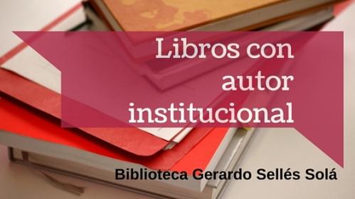 autor institucionalAPA