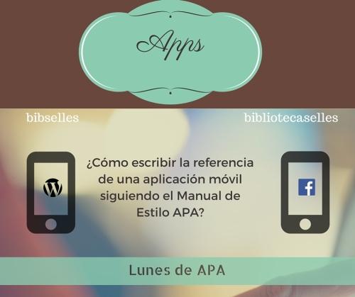 Apps APA