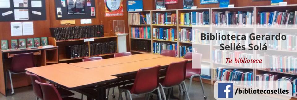 Biblioteca Gerardo Sellés Solá