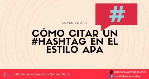 lunes-apa-hashtag